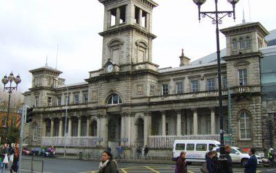 Iarnrod Eireann Control Centre, Connolly Station, Amiens Street