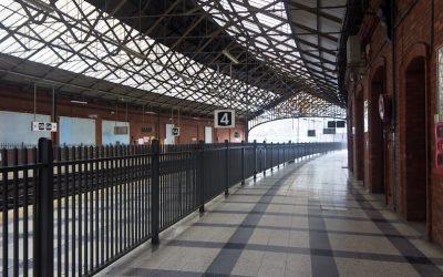 Iarnrod Eireann Kent Station, Cork